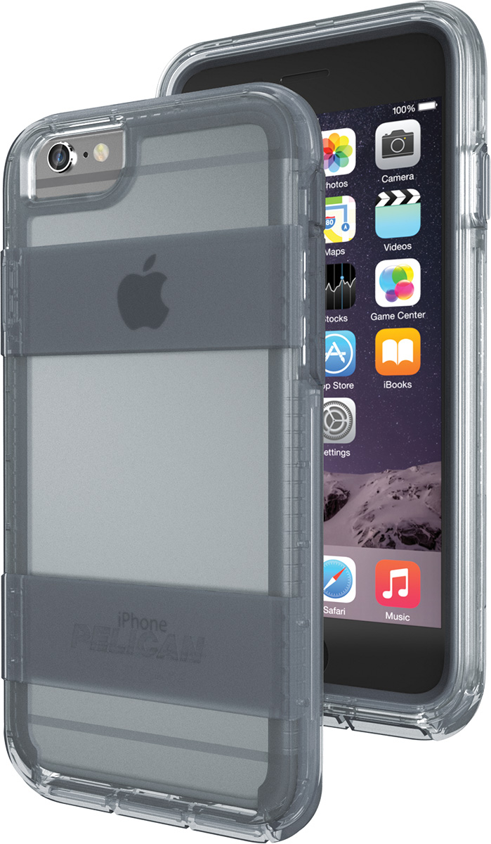 pelican peli products C02030 apple iphone 6 clear phone case