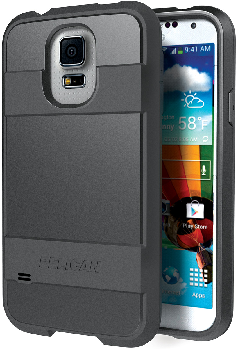 pelican peli products C03030 hard samsung galaxy s5 phone case