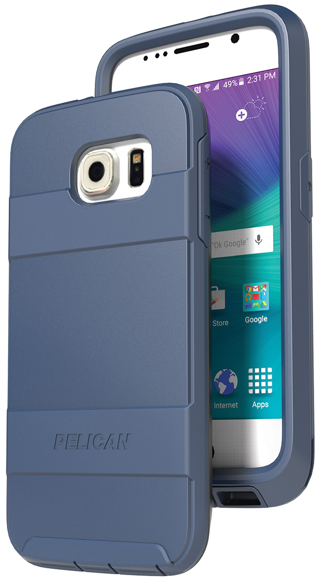 pelican peli products C04030 samsung galaxy s6 protection case