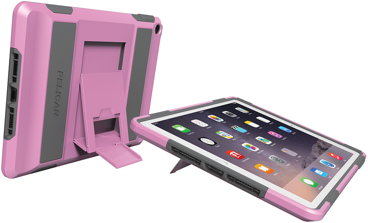 pelican peli products C11030 apple ipad air 2 hard case