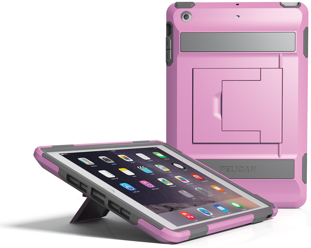 pelican peli products C12030 pink protective case ipad mini