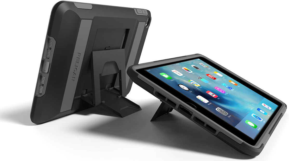 pelican peli products C14030 ipad mini 4 hard protective case