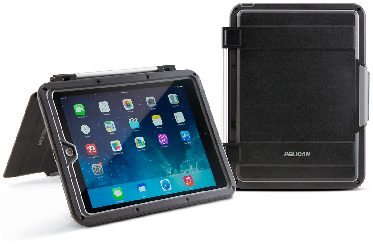 pelican peli products CE2180 heavy duty apple ipad air hardcase