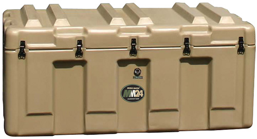 pelican peli products 472 463L MM24 military waterproof shipping box