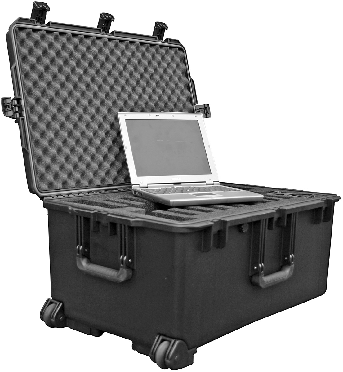 pelican peli products 472 6 LAPTOP IM military laptop transport box