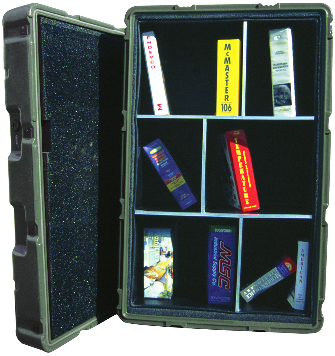 pelican peli products 472 BKSH 100 usa military mobile bookshelf