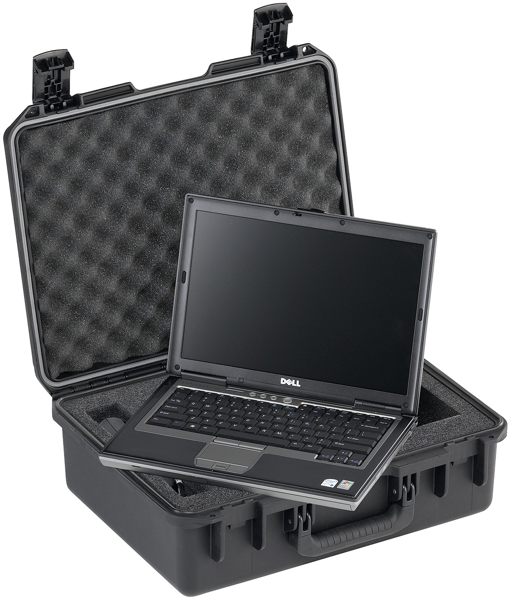 pelican peli products 472 D630 LAPTOP military army laptop hardcase