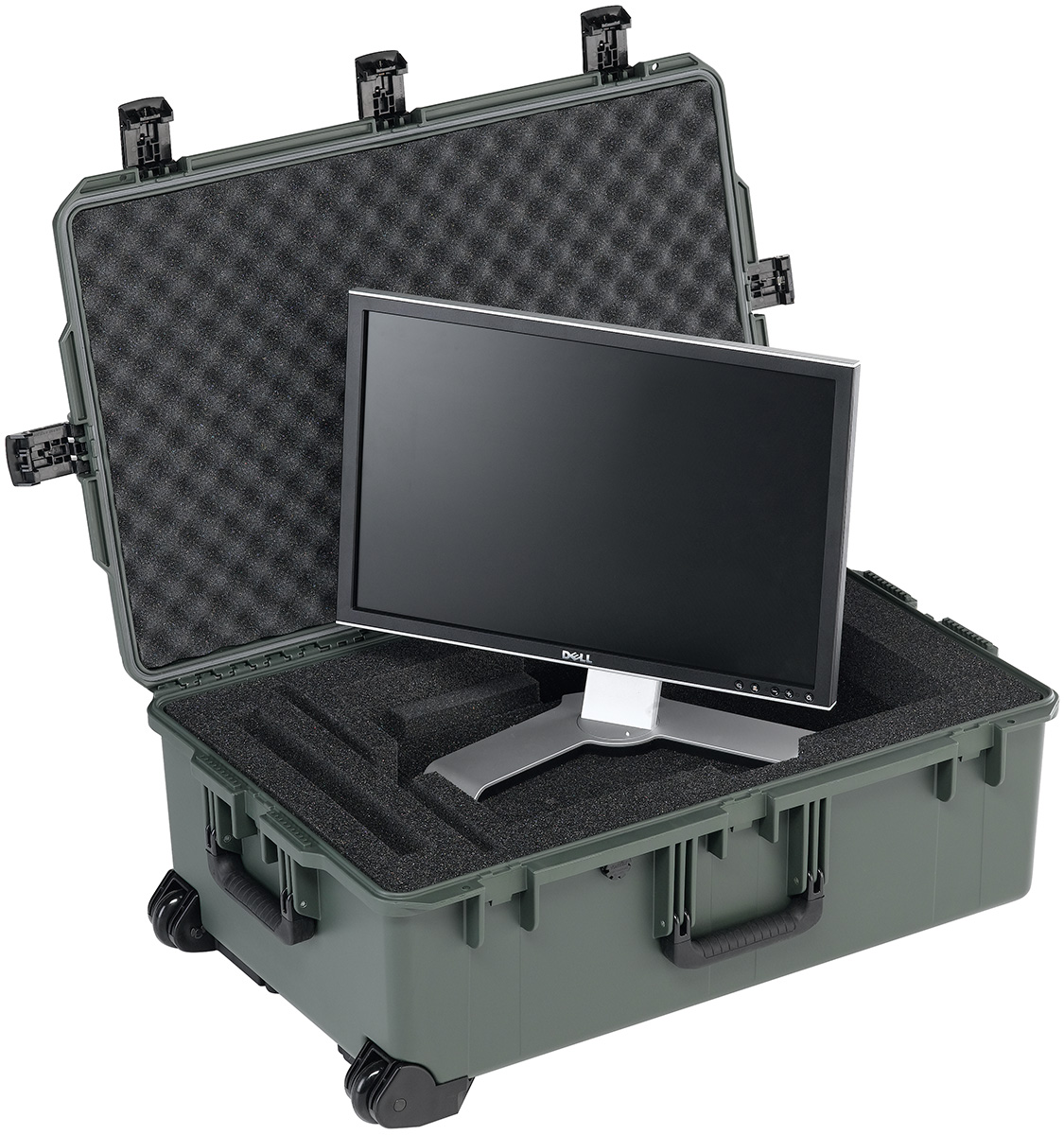 pelican peli products 472 DELL MON 22 usa made military monitor case