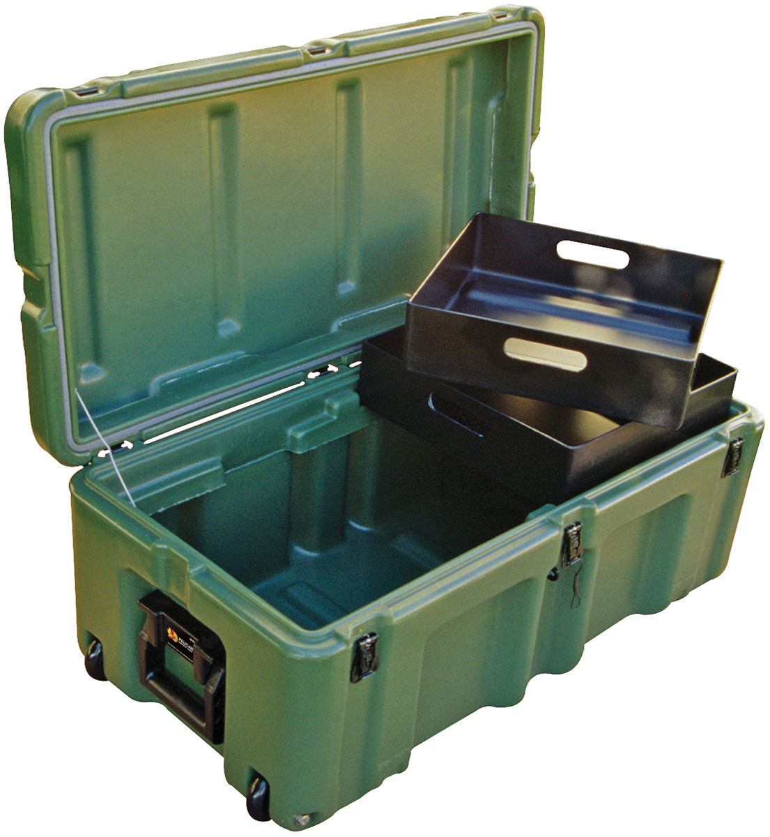 pelican peli products 472 FTLK 1 usa military medical footlocker