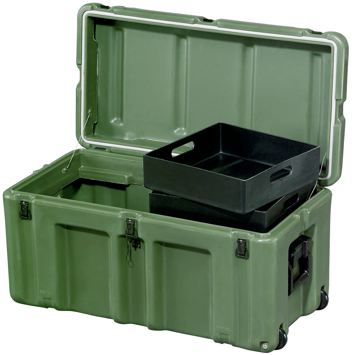 pelican peli products 472 FTLK LG usa military large foot locker