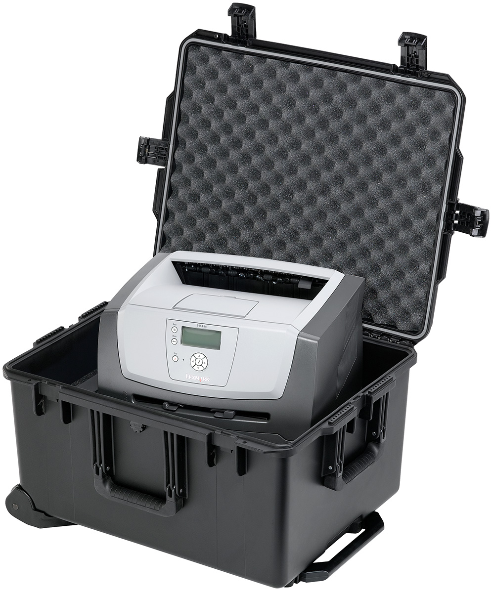 pelican peli products 472 LEX E450DN usa military lexmark printer case