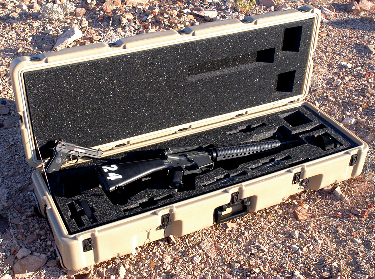 pelican peli products 472 M16M203M9 usa military m16 m203 m9 case