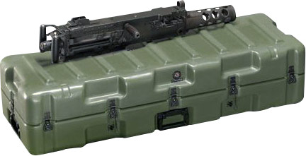 pelican peli products 472 M2 RCVR m2 reciever military hard gun case