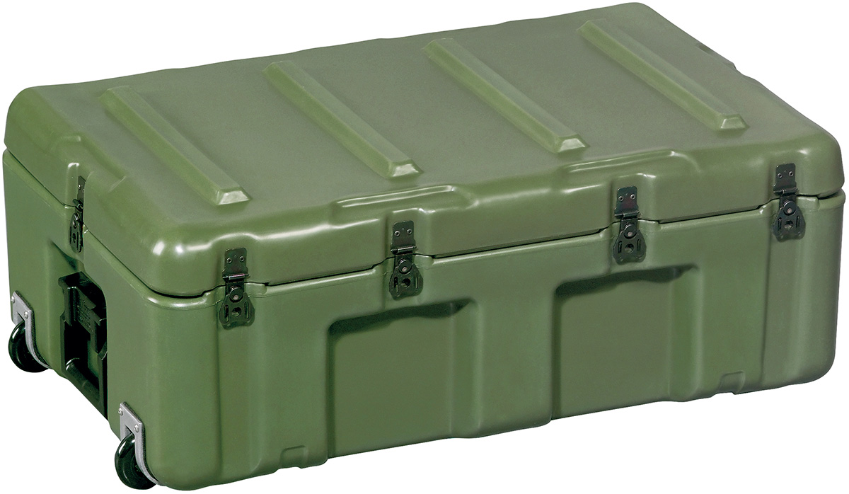 pelican peli products 472 MED 30180802 usa military medical supply box