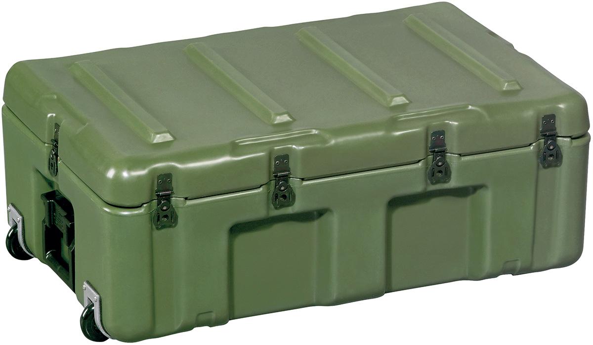 472-MED-30180802 Mobile Military - Mobile Medicalu2122 : Medical Supply Trunk : Pelican Professional