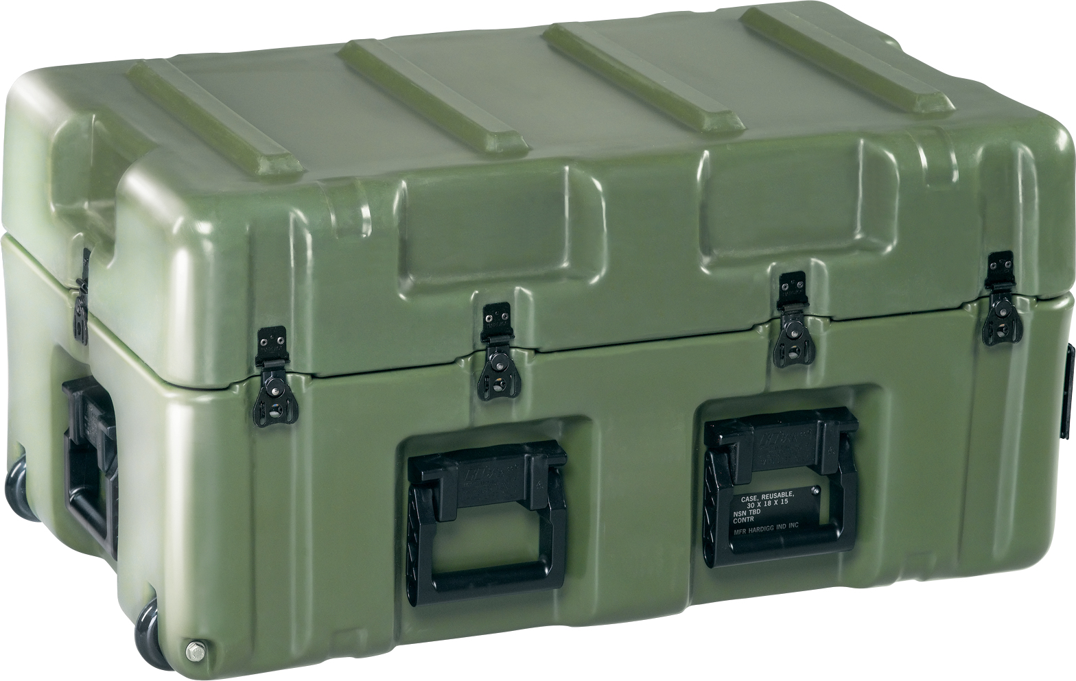 pelican peli products 472 MEDCHEST5 mobile medical army medical chest