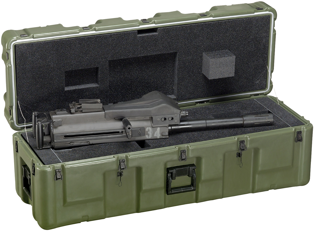 pelican peli products 472 MK19 military mk19 grenade launcher case