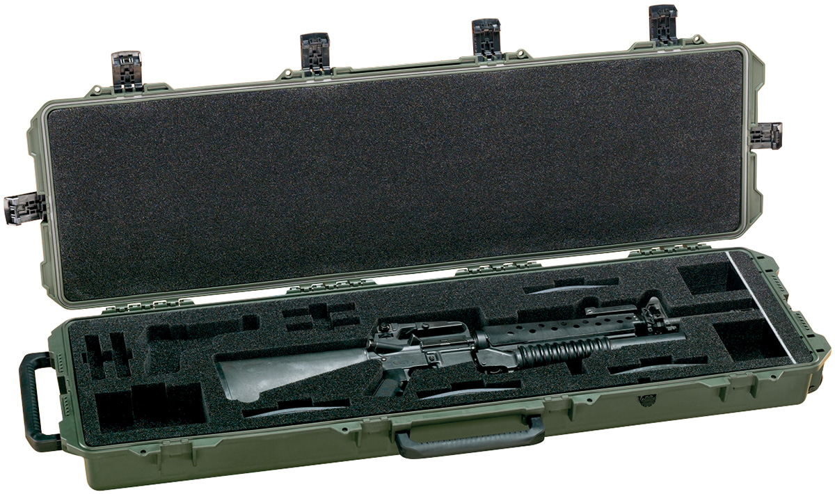 pelican peli products 472 PWC M16 usa military m16 ar15 rifle hardcase