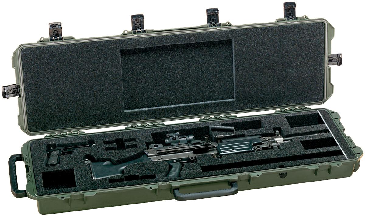 pelican peli products 472 PWC M249 military m249 gun hardcase