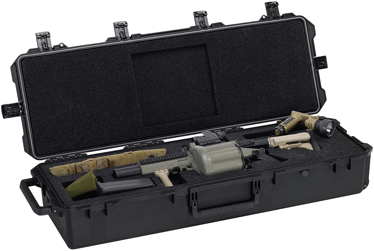 pelican peli products 472 PWC M32 military M32 grenade launcher case