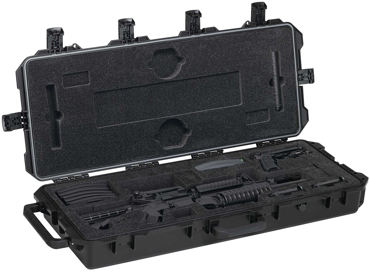 pelican peli products 472 PWC M4 usa military m4 rifle rugged case