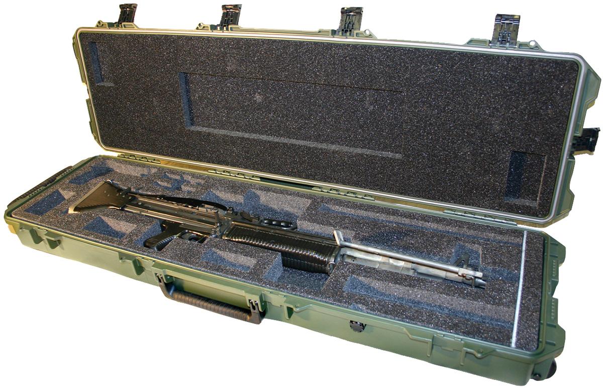 pelican peli products 472 PWC M60 military m60 machine gun case