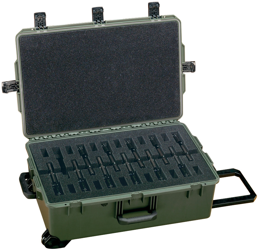 pelican peli products 472 PWC M9 12 military large m9 pistol transport case