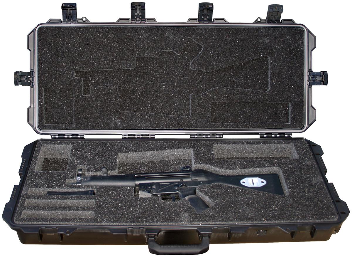 pelican peli products 472 PWC MP5 military mp5 machine gun case