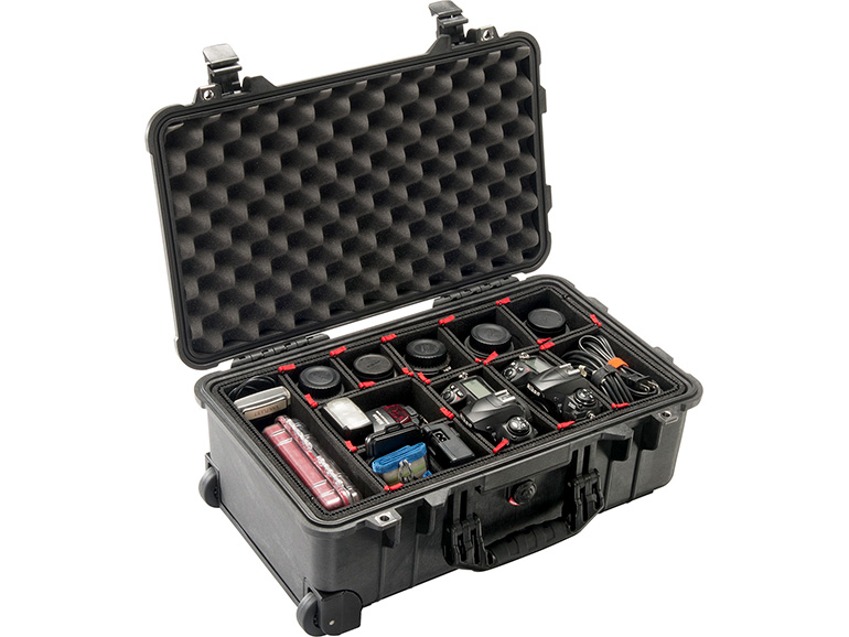 pelican professional camera cases and trekpak case