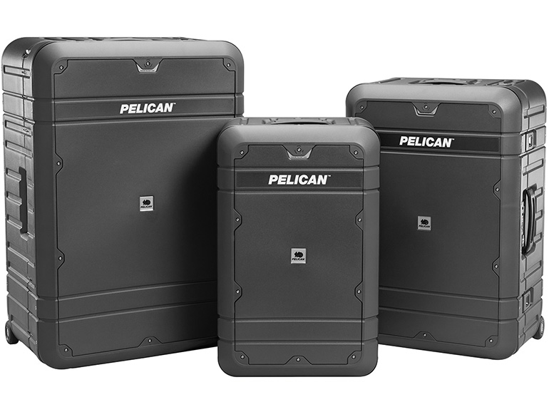 pelican elite luggage carry-on rolling luggage