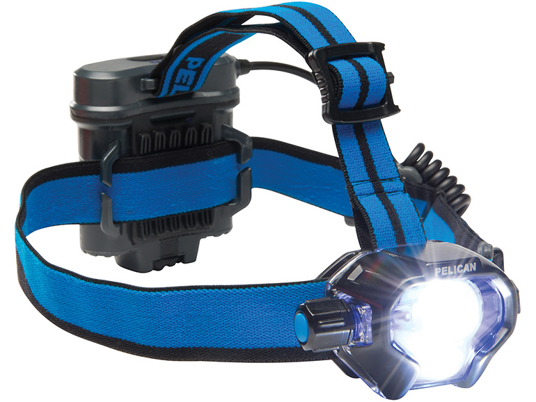 pelican professional led headlamps