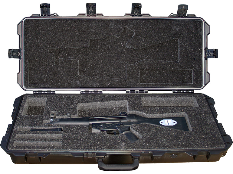 pelican products  select sets military gun case