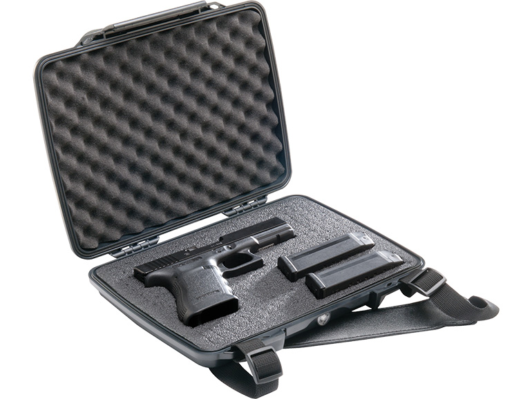 pelican gun case and pistol cases