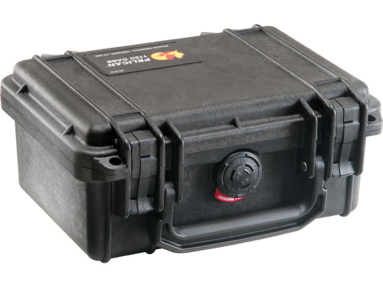 pelican professional small pistol gun case