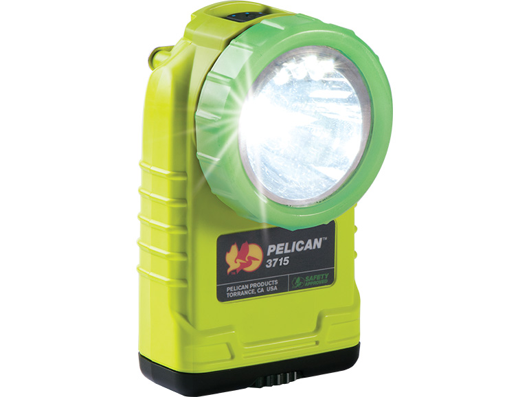 pelican professional intrinsically safe lights safety flashlights