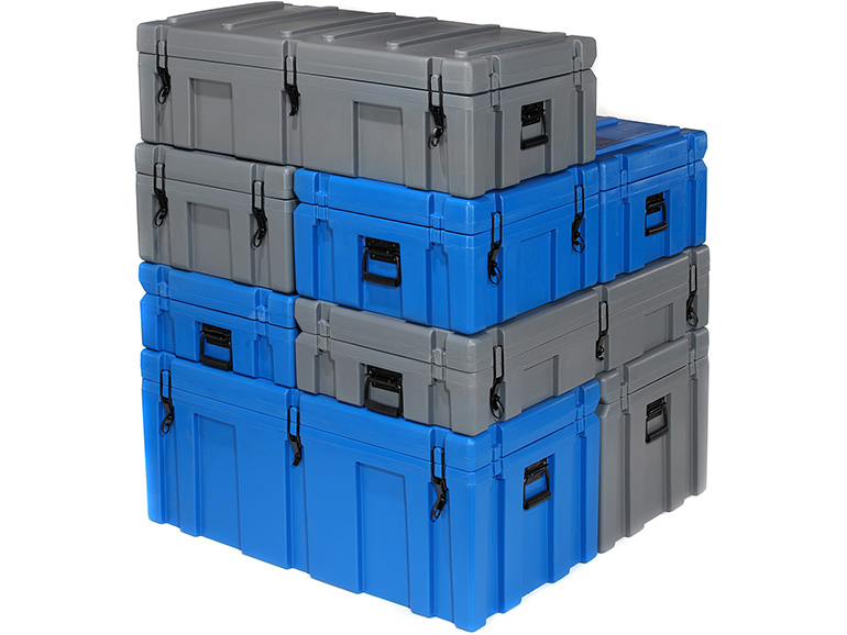 pelican trimcast spacecase modular shipping cases and pallet case