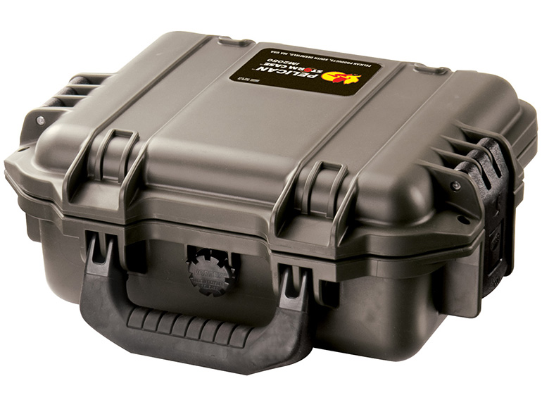 pelican storm small gun case waterproof cases