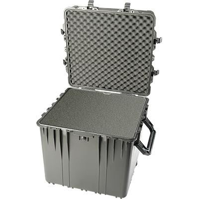 Maleta Peli 0370 cubica grande con espuma