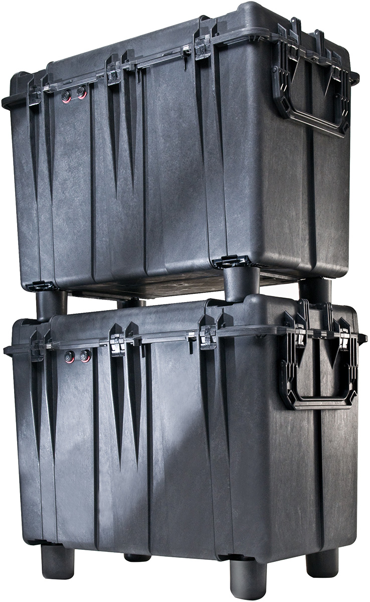 pelican peli products 0500 stackable hard protection case