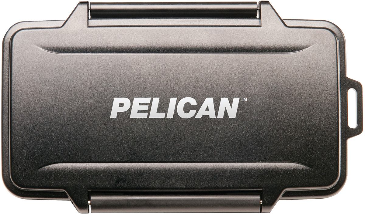 pelican peli products 0915 waterproof memory sd card case