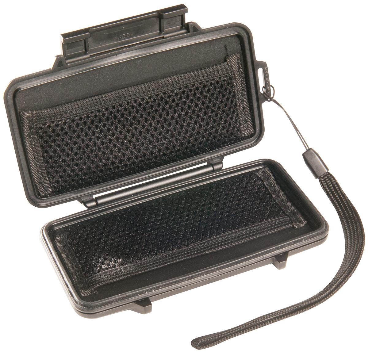 pelican peli products 0955 watertight plastic hard wallet case