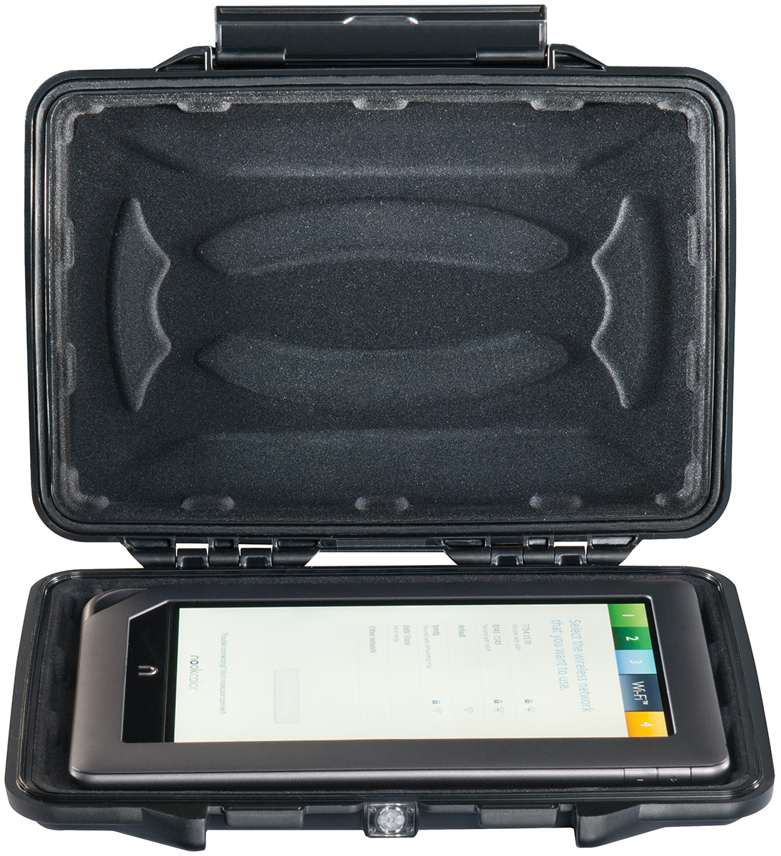 pelican peli products 1055CC hard crushproof ipad mini protection case