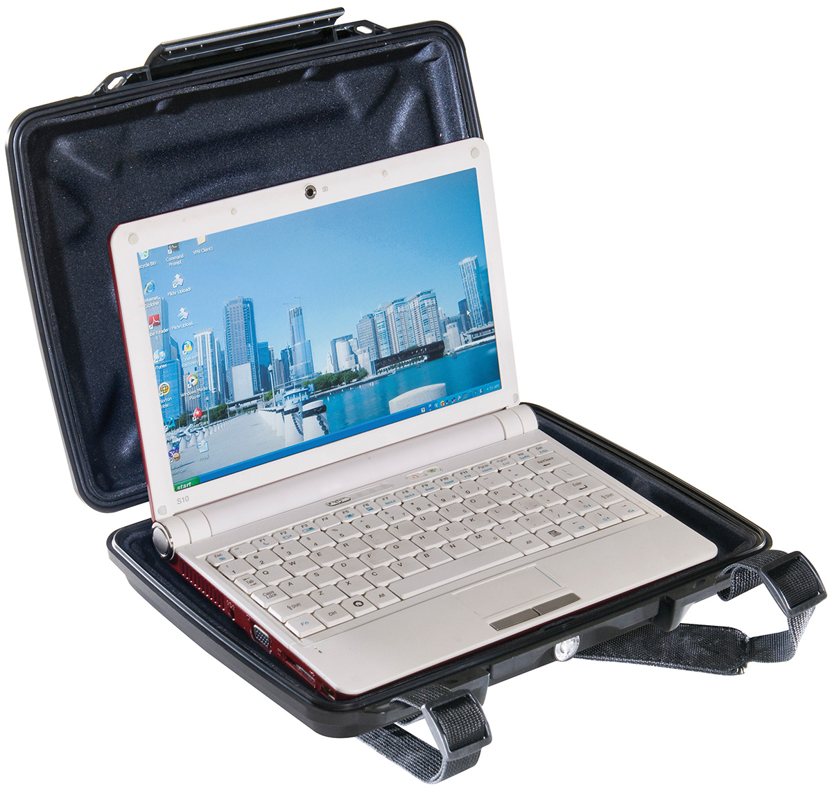 pelican peli products 1075CC hard 1075 laptop waterproof case