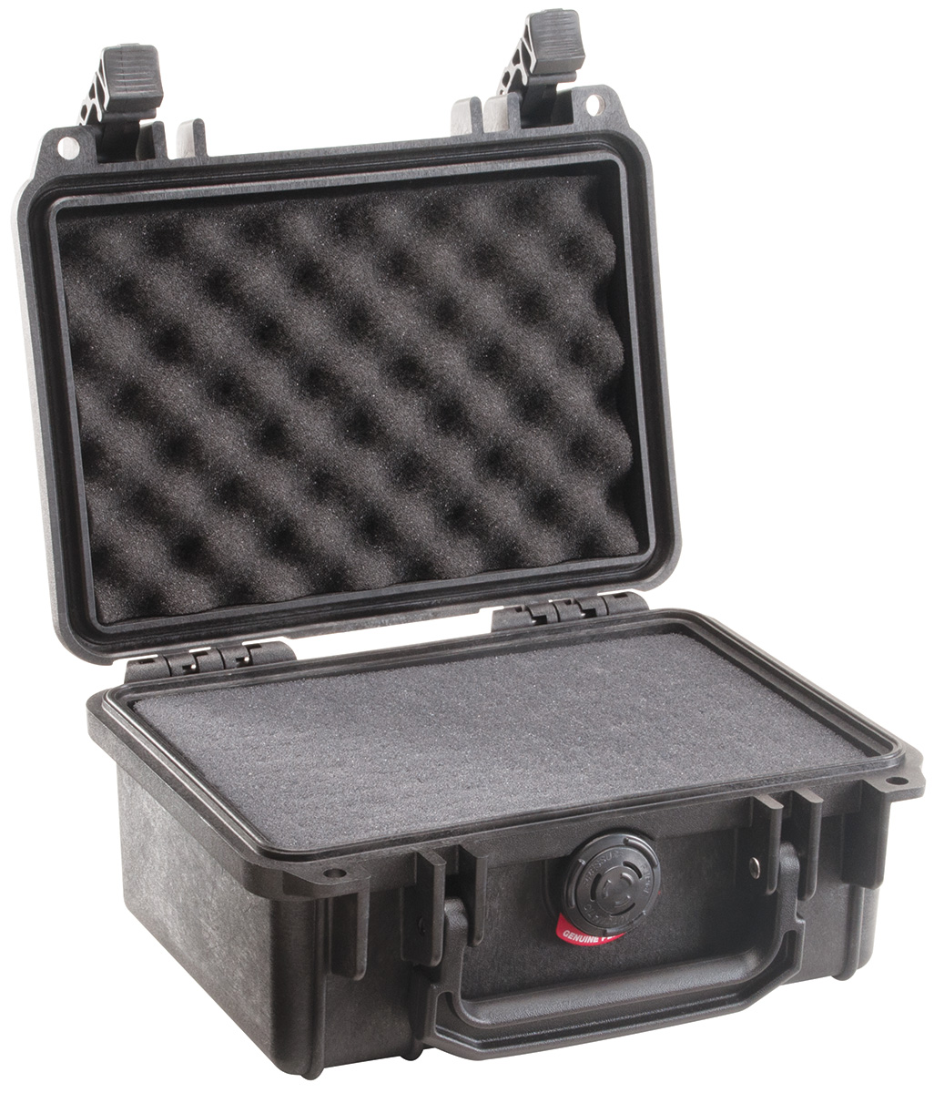 pelican peli products 1150 watertight protective gopro case