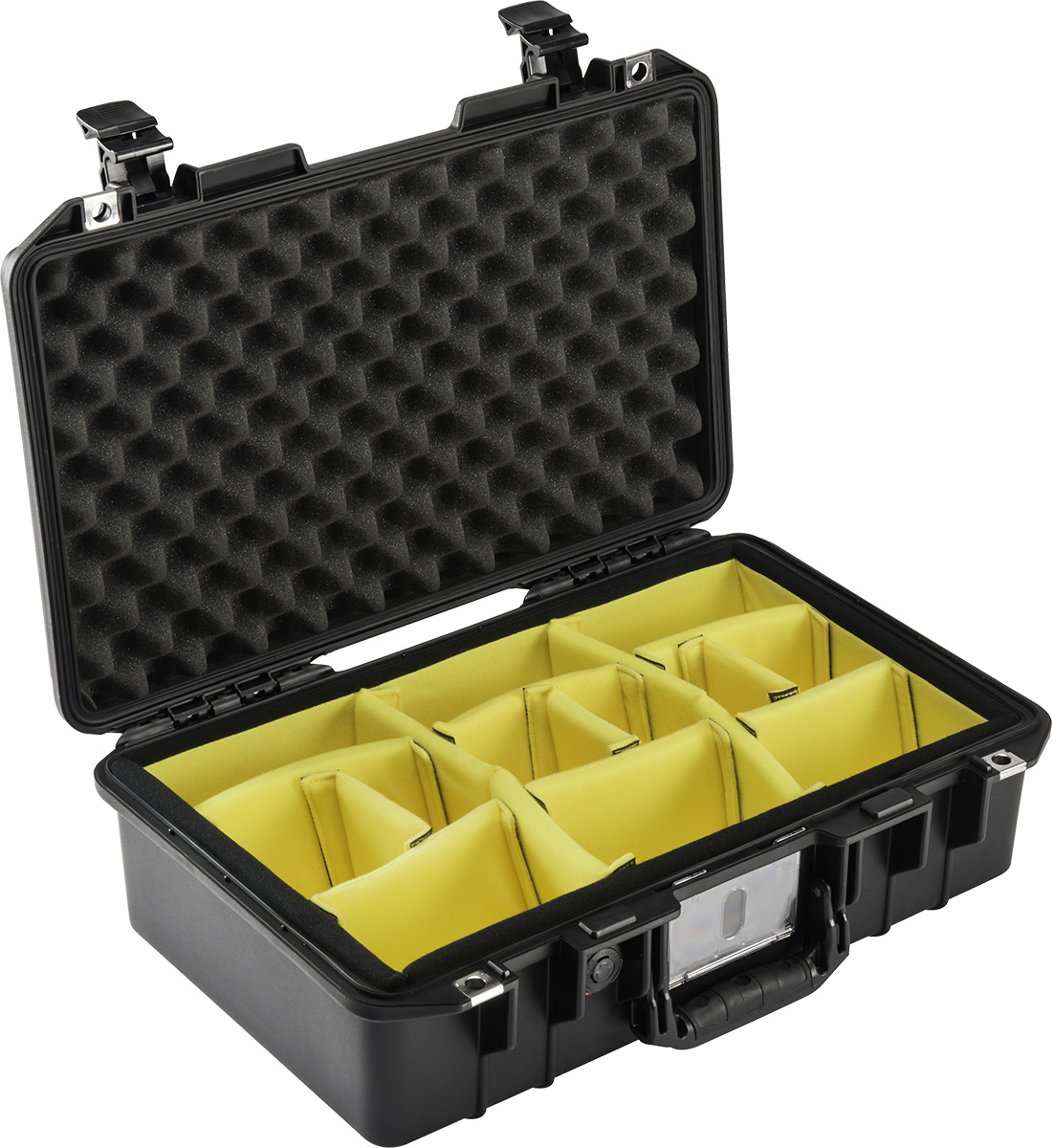 pelican 1485 air camera case padded divders cases