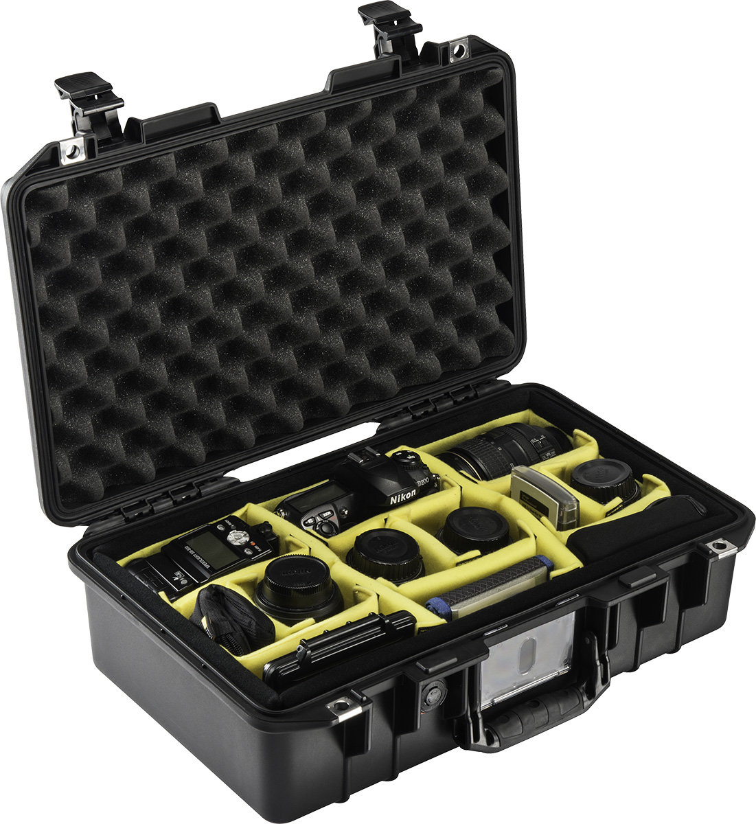 pelican camera cases 1485wd padded dividers air case