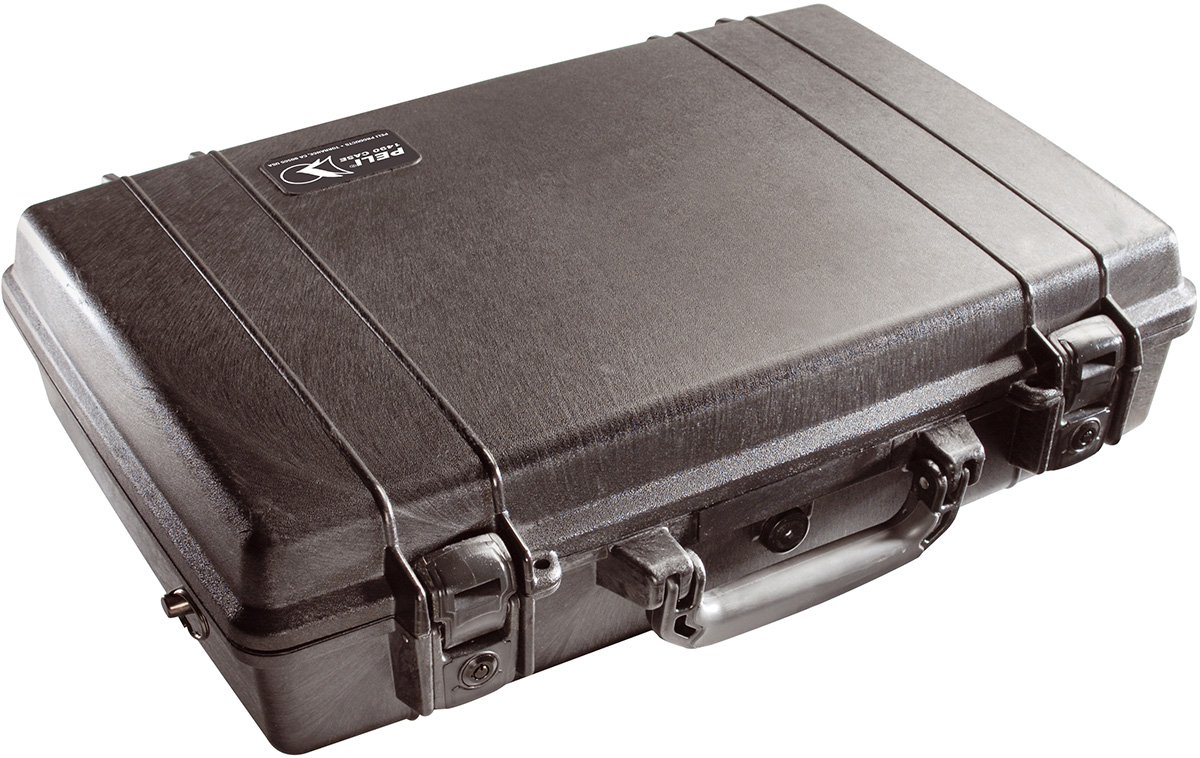 peli pelican products 1490 waterproof hard briefcase case