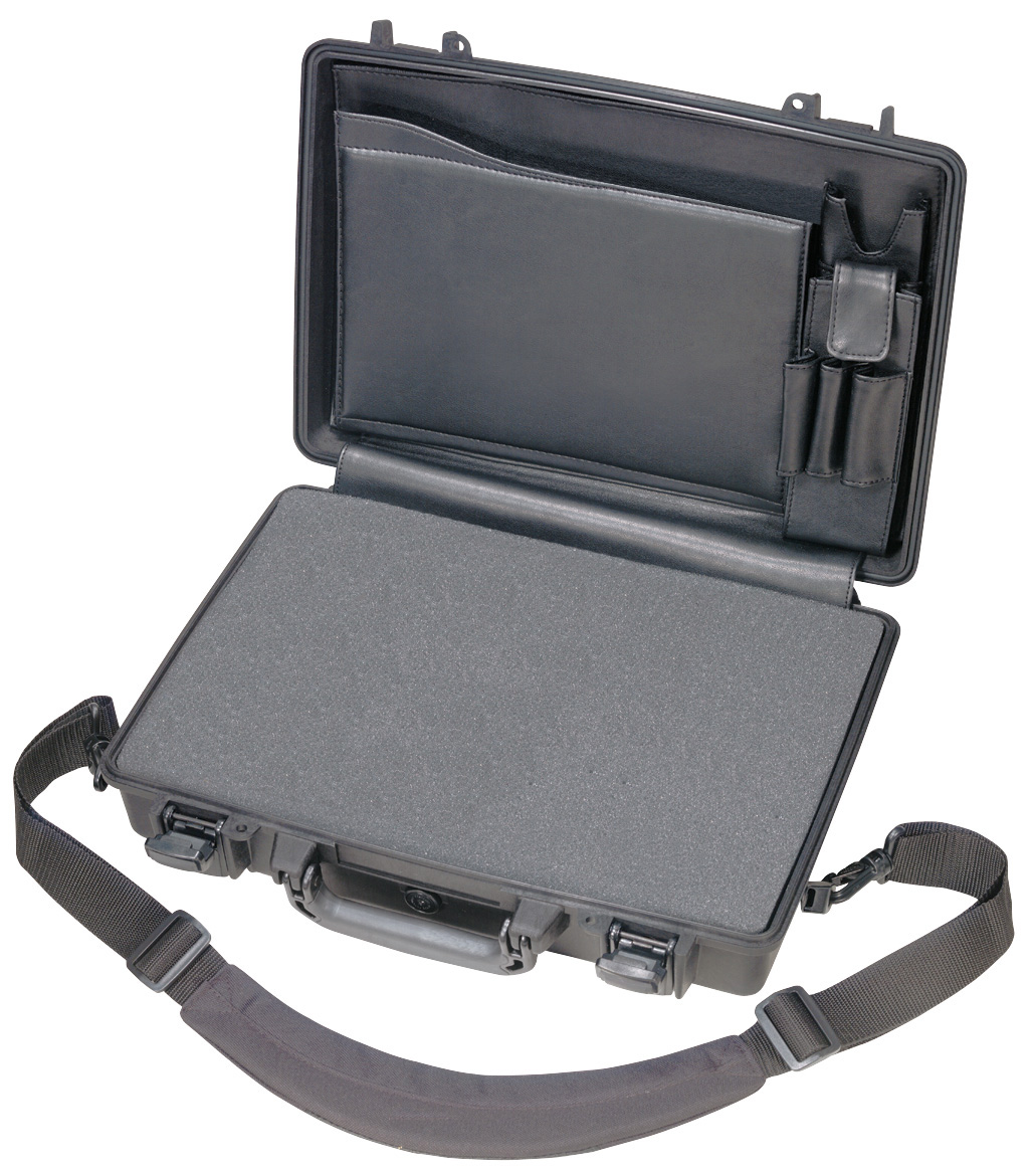 pelican peli products 1490CC2 crush dust proof laptop case briefcase