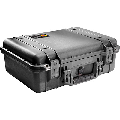 pelican peli products 1500 waterproof lens photographer case
