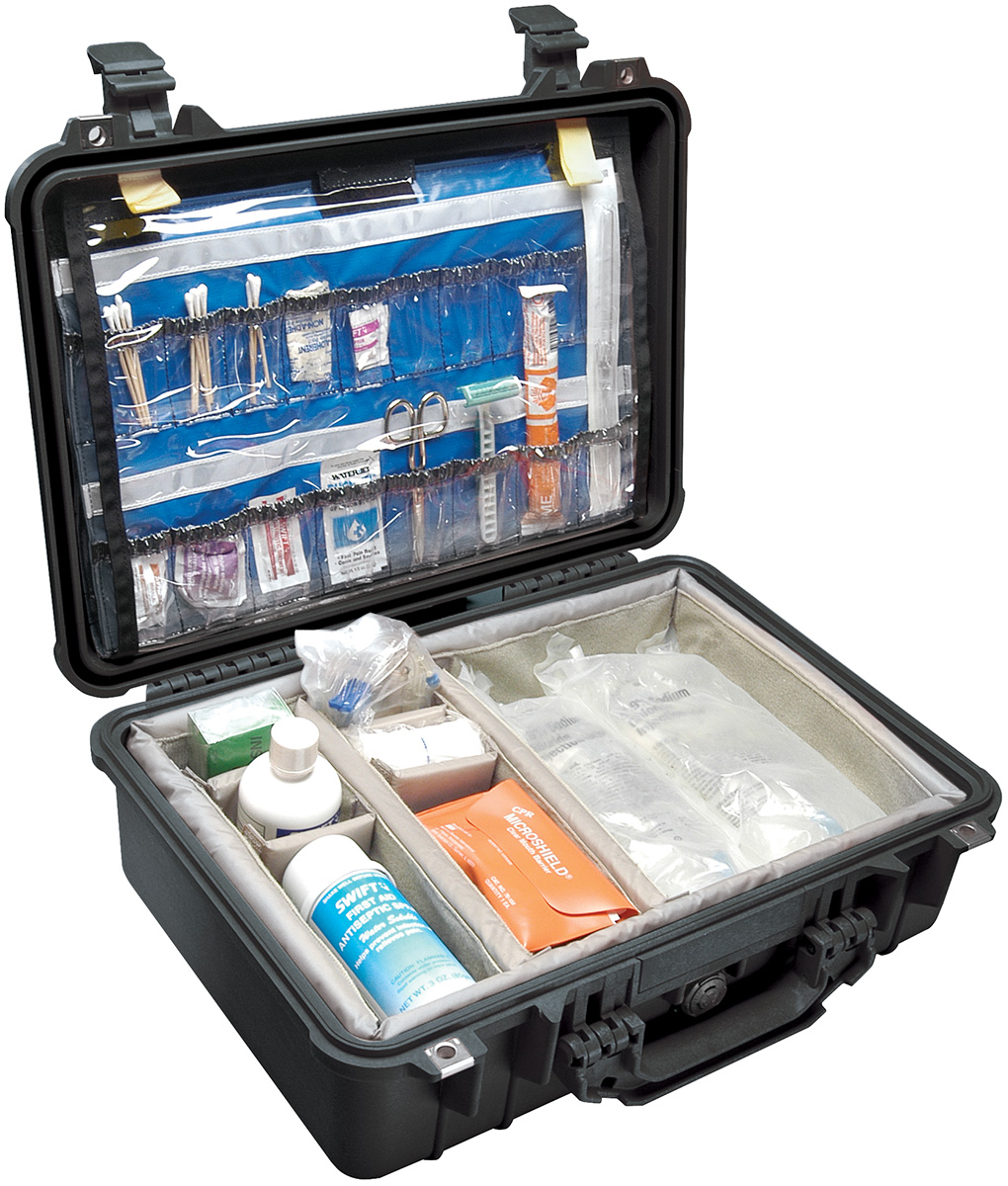 pelican peli products 1500EMS ems medical first aid